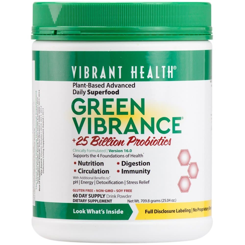 Supplements - green Powder