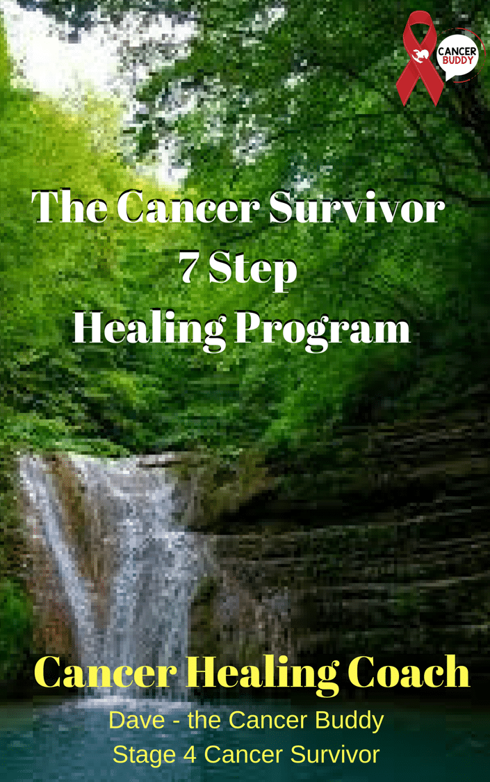 Book -Cover Cancer Coaching