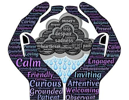 Support -hands-