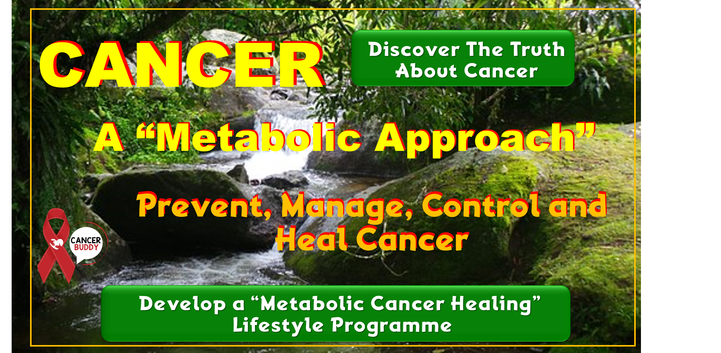 Metabolic Cancer Title Page2